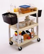 Catering Service and Multi-Purpose Cart